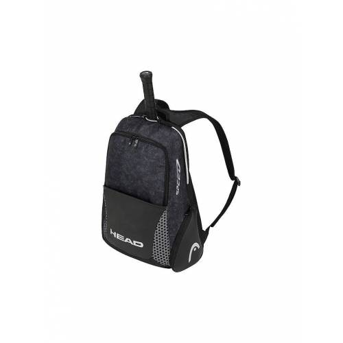 HEAD Tennisrucksack Djokovic Backpack 30L schwarz   283070