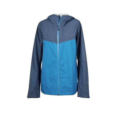 MAMMUT Herren Regenjacke Albula blau   Größe: XXL   1010-27800