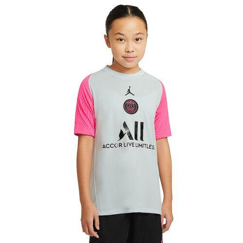 NIKE Kinder Fußballshirt Paris Saint-Germain Strike grau   Größe: 152-158   CW1699