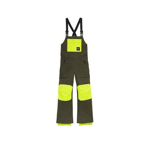 O'NEILL Kinder Snowboard-Latzhose grün   Größe: 176   9P3070