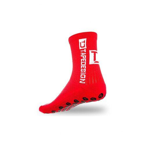 TAPEDESIGN Socken Sommer Allround rot   006