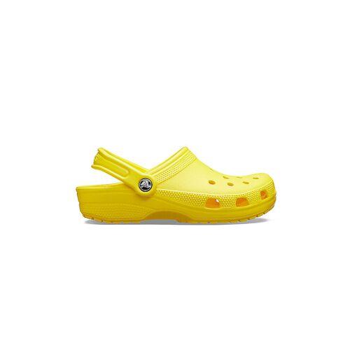 CROCS Badepantoffel Crocs Classic gelb   Größe: 37-38   10001