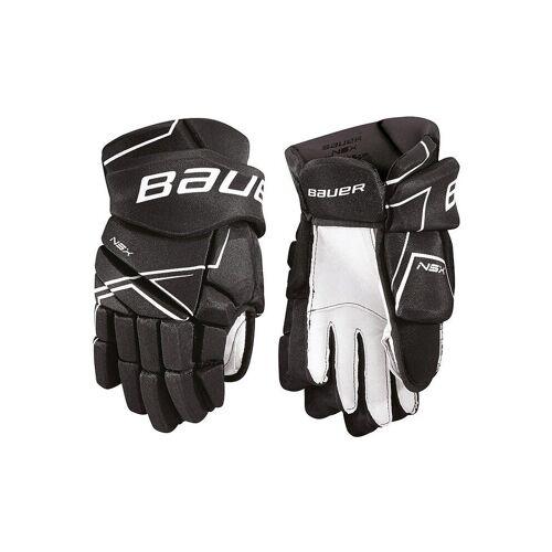 BAUER Herren Hockey-Handschuh NSX schwarz   Größe: 14
