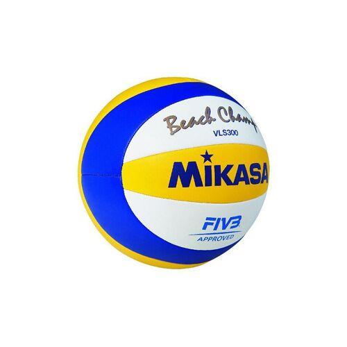 MIKASA Beachvolleyball VLS 300 Beach Champ weiß   1000506