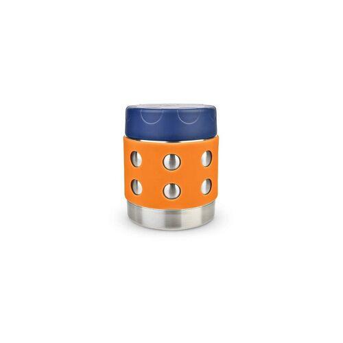 LUNCHBOTS Thermal 235ml Edelstahl orange   LB-T-NAOR-8OZ