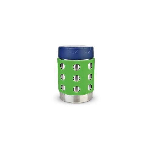 LUNCHBOTS Thermal 350ml Edelstahl grün   LB-T-NAGR-12OZ