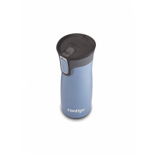 CONTIGO Thermobecher Autoseal West Loop 470ml blau   2108239
