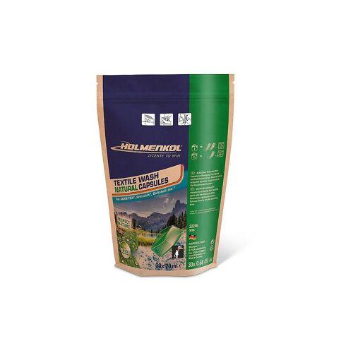 HOLMENKOL Waschmittel Textile Wash Natural Capsules 30 X 20 ML   22246.