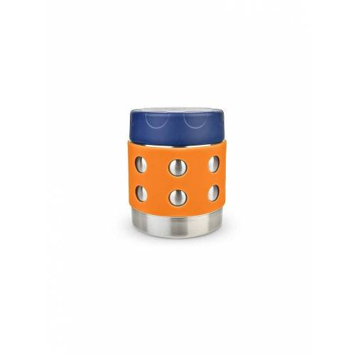 LUNCHBOTS Thermal 235ml Edelstahl orange   LB-T-NAOR-8OZ