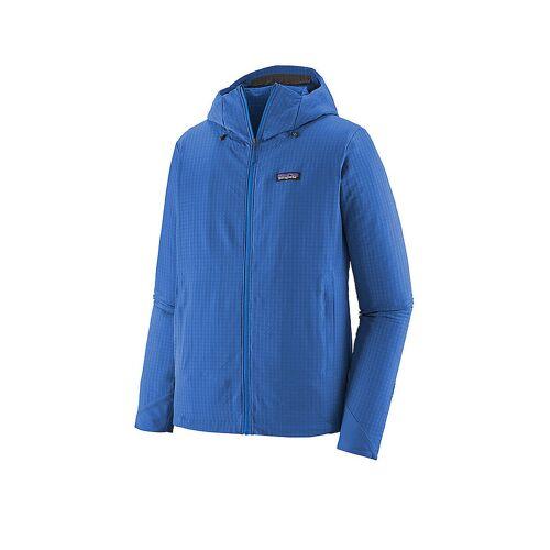 PATAGONIA Herren Softshelljacke R1 Tech Face blau   Größe: L   83576