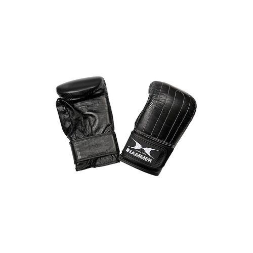 HAMMER Sandsack Boxhandschuhe Punch S/M schwarz   93210