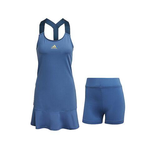 Adidas Damen Tenniskleid Y-Dress blau   Größe: S   GL6204