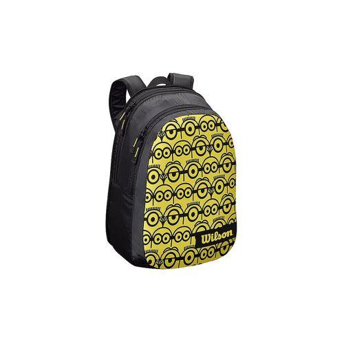 WILSON Kinder Tennisrucksack Minions Junior gelb   WR8014001+