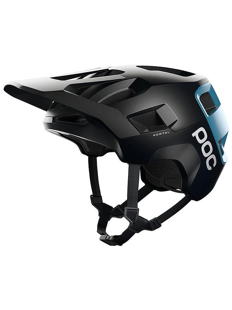 POC MTB-Helm Kortal schwarz   Größe: 51-54CM   10524