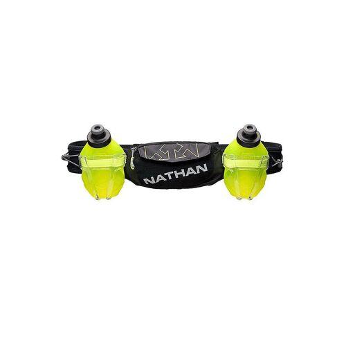 NATHAN Trinkgurt Trail Mix Plus 2 600ml schwarz   4640
