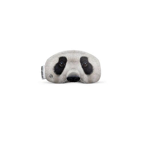 GOGGLESOC Skibrillenschutz Panda weiß   2004