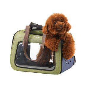 InnoPet Portico Stoff-Mix Pet Carrier Modell  - Hundetasche - Hundeflugtasche von Label