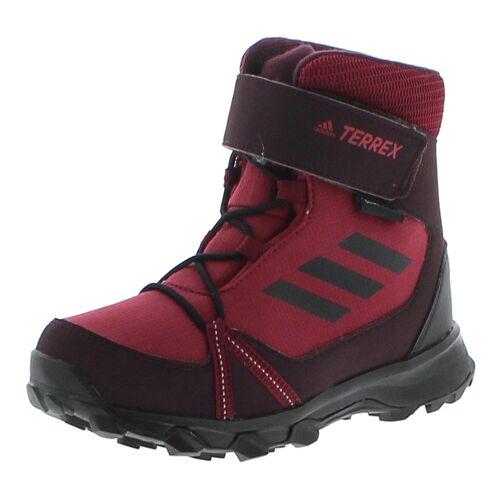 Adidas TERREX SNOW CF CP Rot Kinder Winterstiefel