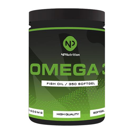 NP Nutrition Omega-3 350 Softgels