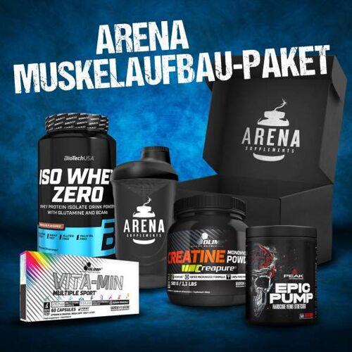 Arena Supplements Muskelaufbau Paket
