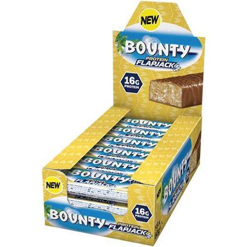 Mars Bounty Hi-Protein Flapjack, 18 x 60g Riegel