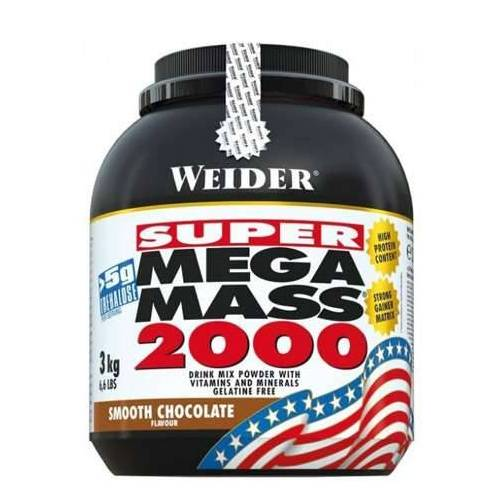 WEIDER Germany GmbH Weider Mega Mass 2000, 3000g