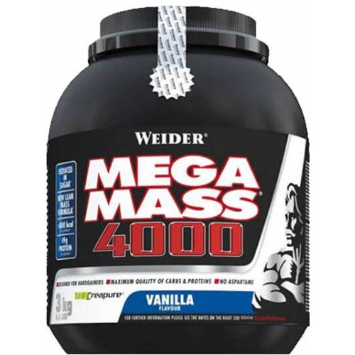 WEIDER Germany GmbH Weider Mega Mass 4000, 3000g