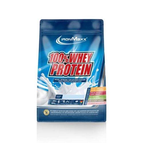 IronMaxx 100% Whey Protein, 900g
