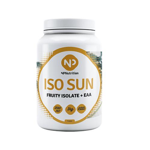 NP Nutrition – Iso Sun – Isolate + EAA, 1kg