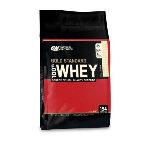 OPTIMUM NUTRITION (Importeur: Glanbia Nutritionals Ltd.) Optimum Nutrition Gold Standard Whey, 4540g