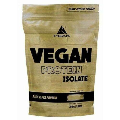 PEAK Vegan Protein Isolate, 750g