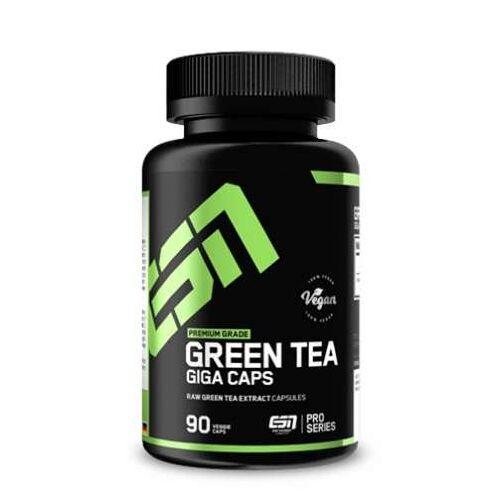 Fitmart GmbH und Co. KG ESN Green Tea Giga Caps, 90 Kapseln
