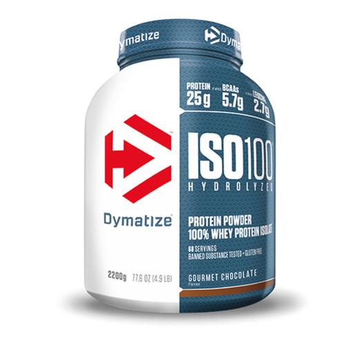 Active Nutrition International GmbH Dymatize Iso 100 Hydrolyzed, 2200g