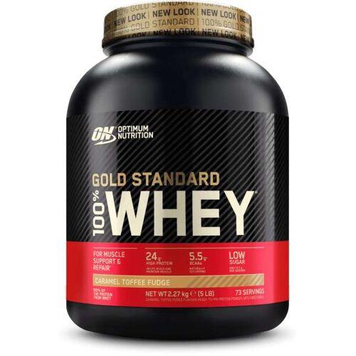 OPTIMUM NUTRITION (Importeur: Glanbia Nutritionals Ltd.) Optimum Nutrition Gold Standard Whey, 2270g