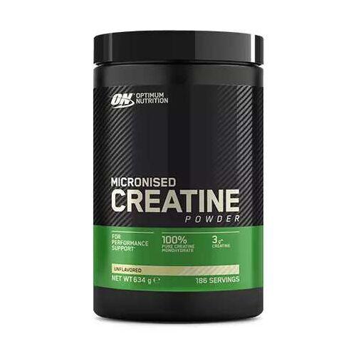 OPTIMUM NUTRITION (Importeur: Glanbia Nutritionals Ltd.) Optimum Nutrition Creatine Powder, 634g