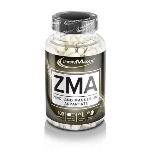 IronMaxx ZMA, 100 Kapseln