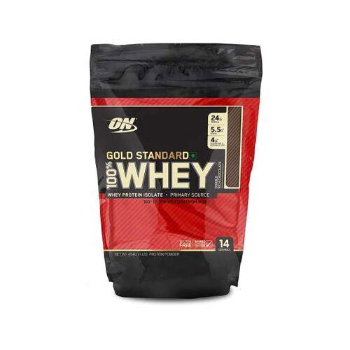 OPTIMUM NUTRITION (Importeur: Glanbia Nutritionals Ltd.) Optimum Nutrition Gold Standard Whey, 454g