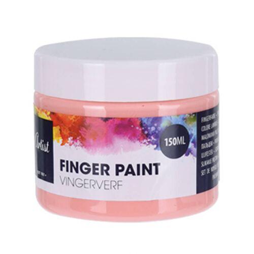 Kreativ Krea Fingerfarbe Pfirsich 150 ml