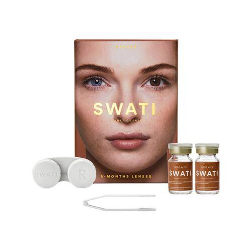 Swati 6-Monats-Kontaktlinsen Bronze