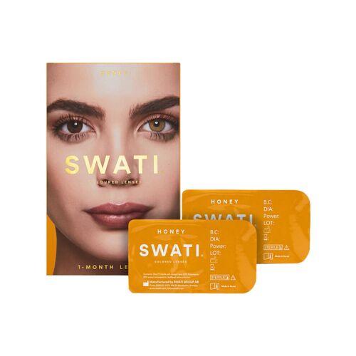 Swati 1-Monats-Kontaktlinsen Honey