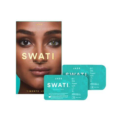 Swati 1-Monats-Kontaktlinsen Jade