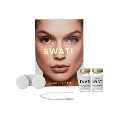 Swati 6-Monats-Kontaktlinsen Pearl