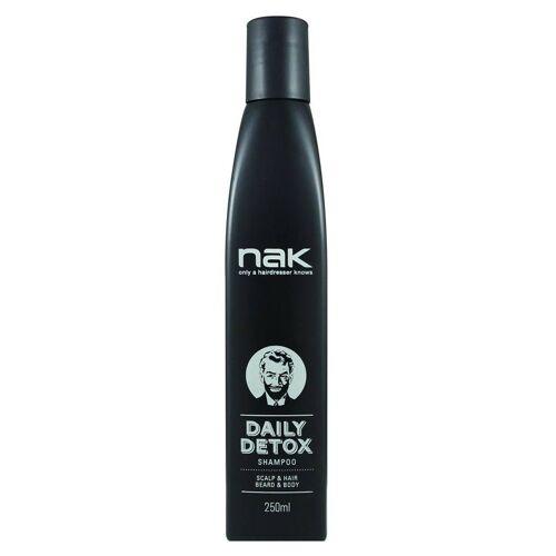 NAK Daily Detox Shampoo 250 ml