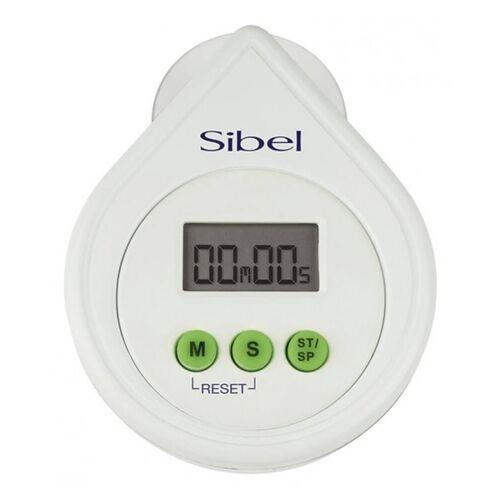Sibel Elektronische Uhr Weiß