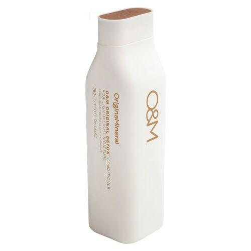 O&M Original Mineral O&M Original Detox Conditioner (U) 350 ml