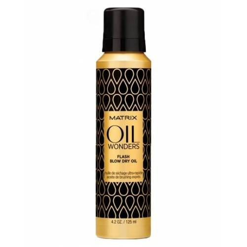 Matrix Oil Wonders Flash Blow Dry Oil (U) 185 ml