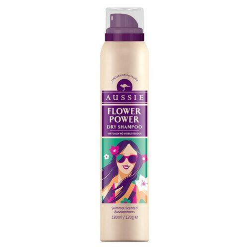 Aussie Flower Power Dry Shampoo 180 ml