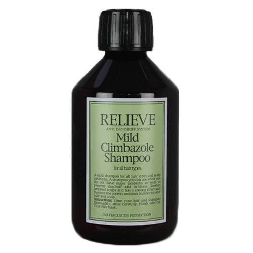 Waterclouds Relieve - Mild Climbazole Shampoo 250 ml