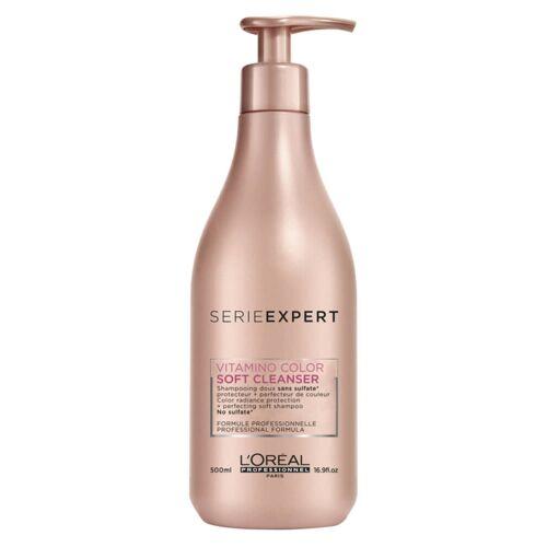 Loreal Vitamino Color Soft Cleanser - Sulfatfri 500 ml