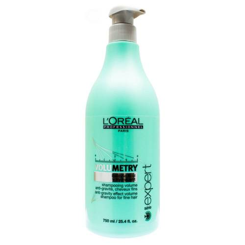 Loreal Volumetry Shampoo (U) 750 ml